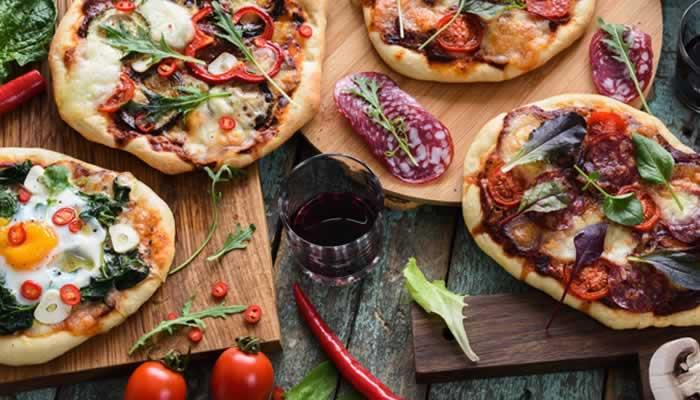 14 lugares en La Ciudad para comer las más ricas en el Día Mundial de la Pizza