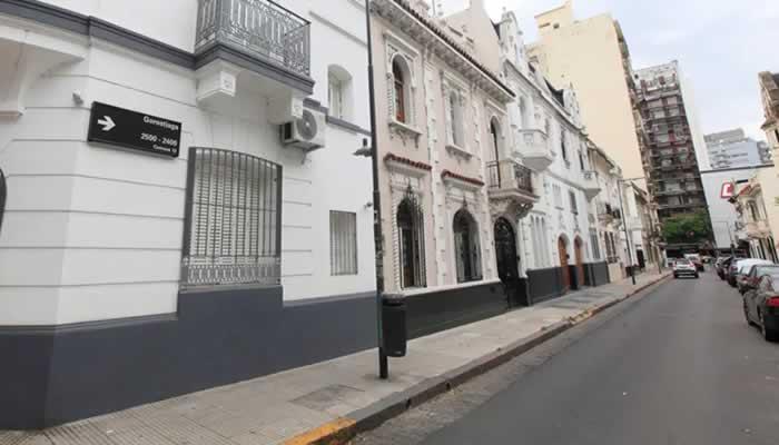 Gorostiaga y sus casas centenarias del Barrio