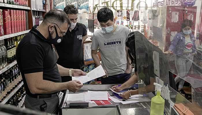 La Secretaría de Comercio realizó 174 inspecciones y clausuró 22 negocios y supermercados