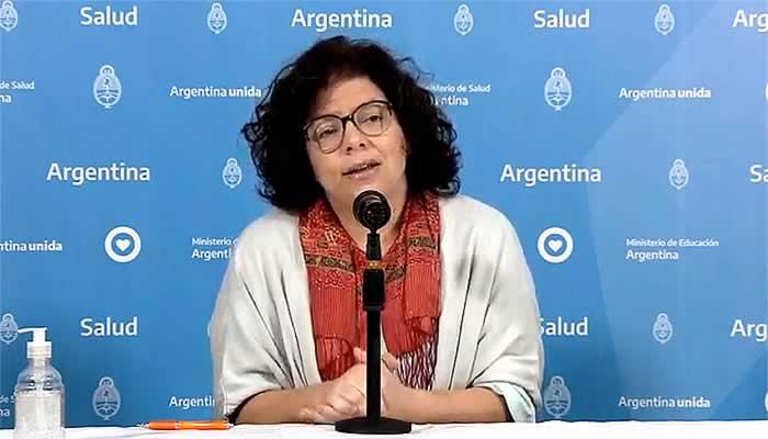 Monitor Público de Vacunación – Argentina Unida