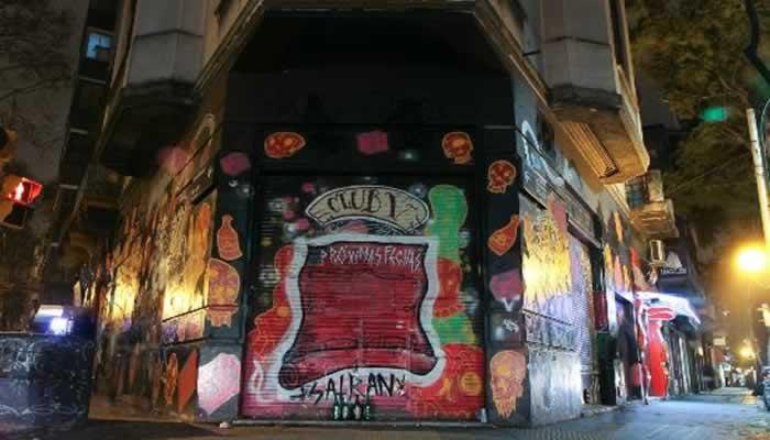 Cerró un espacio dedicado a la música en Villa Crespo
