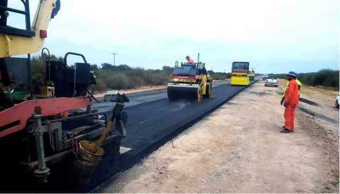 Nación tiene en marcha 1.000 obras públicas en todo el país