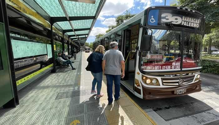 Línea 39 circulará por el Metrobus 9 de Julio