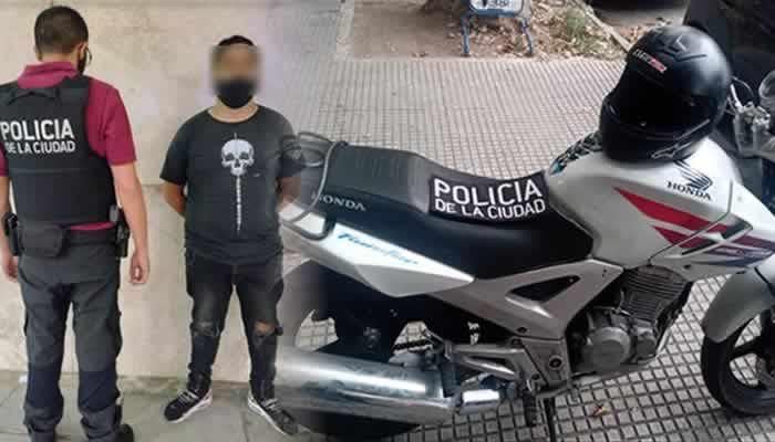 En Villa Urquiza capturaron a prófugo por causa de robo agravado