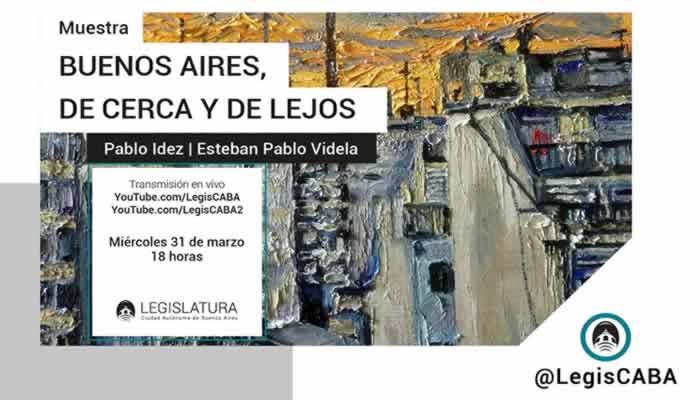 Buenos Aires, de cerca y de lejos