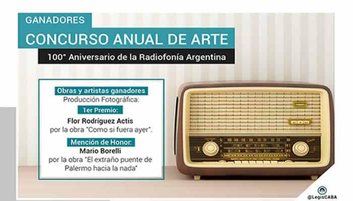 Concurso Anual de Arte – 16° edición Legislatura de la Ciudad Autónoma de Buenos Aires