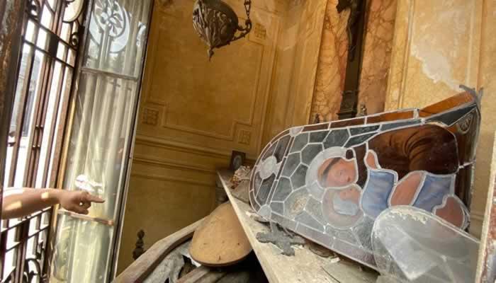 La inseguridad en los Cementerios y el Deterioro del Patrimonio Cultural
