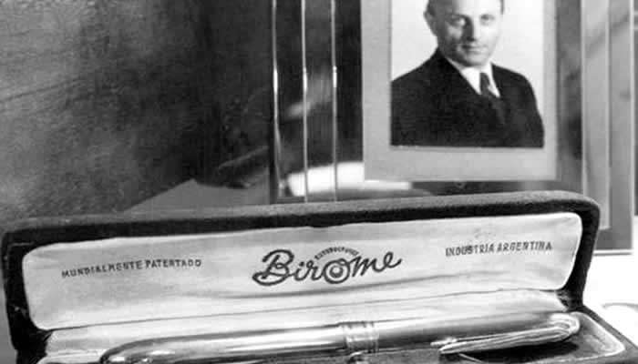 Ladislao Biro: el creador de la birome que vivió en nuestro barrio