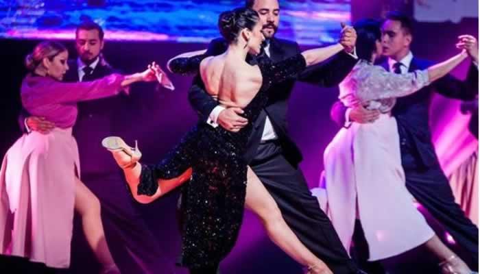 ¡Tango BA copa el Casco Histórico!