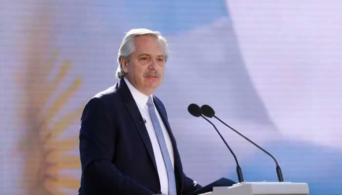 El presidente Alberto Fernández anuncia el Plan de recuperación de actividades en el marco de la pandemia COVID-19