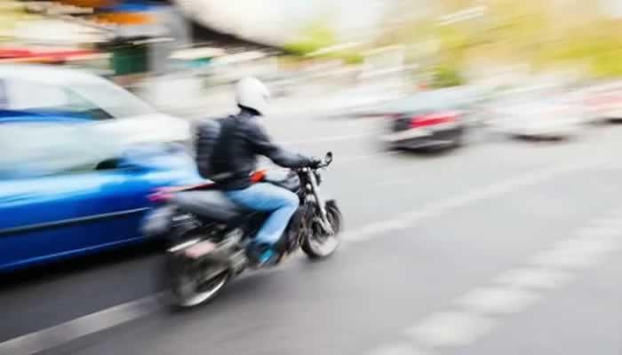 Luis Majul chocó una moto en el barrio y no condujo su programa